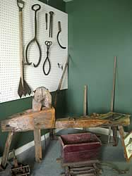 Farm implements and logging tools